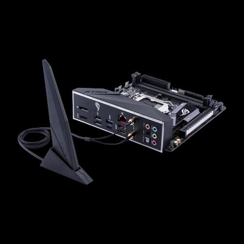 Xmachines XMB360IG Intel B360 - ITX - 2x USB2.0, 2xUSB3.1, 1xType C, 1x GLAN, 5x jack audio +1x optical - DP, HDMI - WLAN AC, BT5.0 - Windows 10 Pro 64 Bit ML (EN-DE-FR-IT) 2Y Warranty