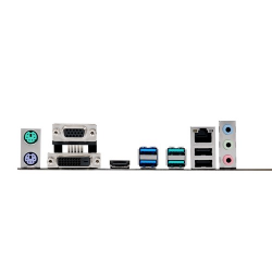 MB: Intel H110 MATX