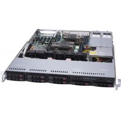 Supermicro SuperServer 1029P-WTR - 1U - 10x SATA - 12x DDR4 - 750W Redundant