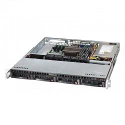 Supermicro SuperServer 5019S-M - 1U - Intel C236 - 4x SATA - 4x DDR4 - 350W