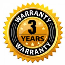 WARRANTY: 3Y ARS(Advanced Replacement Service) pick up & retour