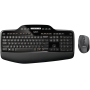 MK710 Mouse + Keyboard Swiss USB Wireless Business - Logitech